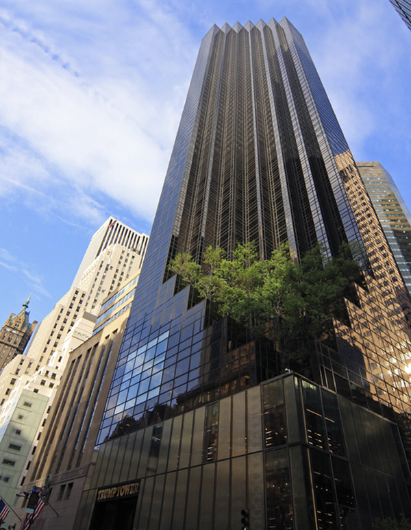 Trump Tower At 721 Fifth Ave In