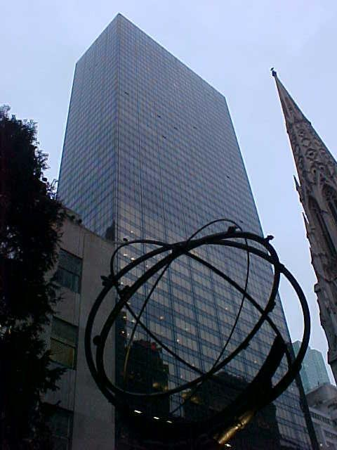 Olympic Tower At 641 Fifth Ave In Midtown Sales Rentals Floorplans Streeteasy