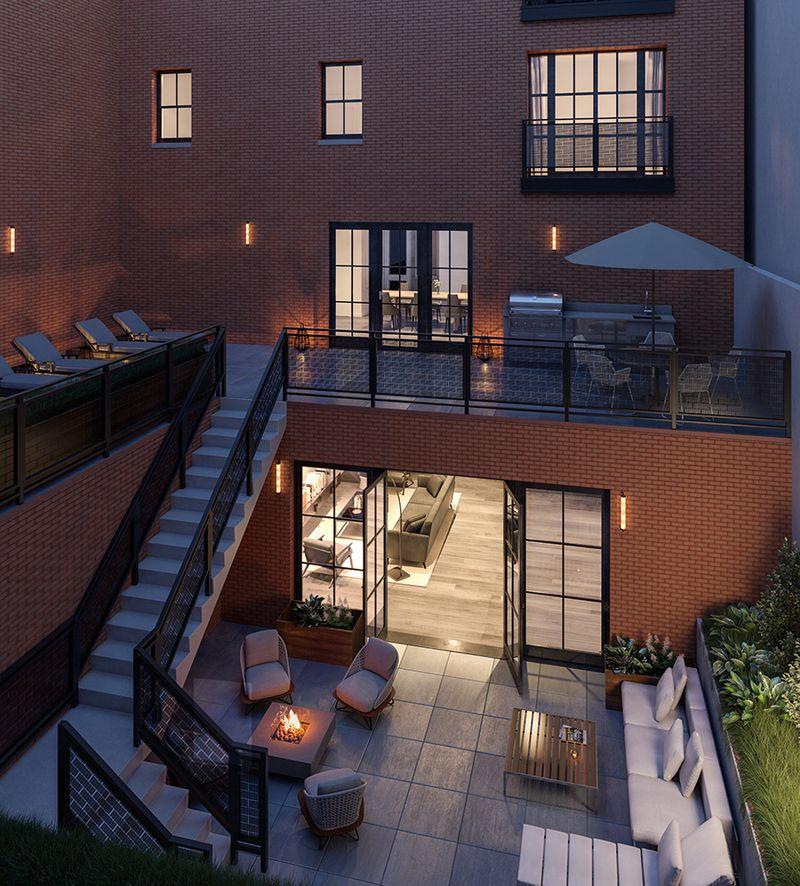 70 Henry St. In Brooklyn Heights : Sales, Rentals