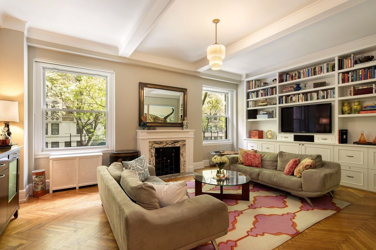 Living Room 86th Street 302 west 86th street #2a in upper west side, manhattan | streeteasy