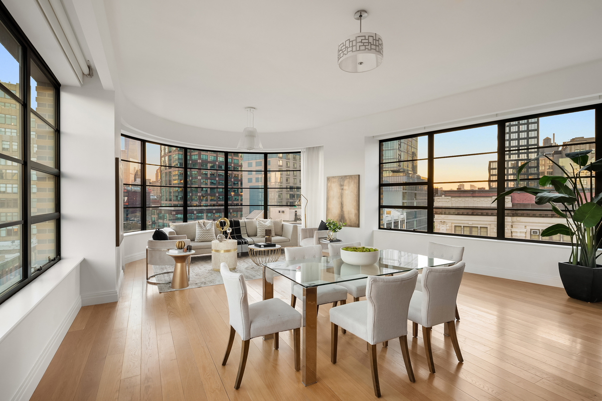 Apartamento de lujo en Nueva York
