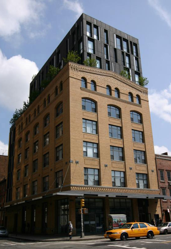 Streeteasy The Porter House At 66 Ninth Avenue In Chelsea