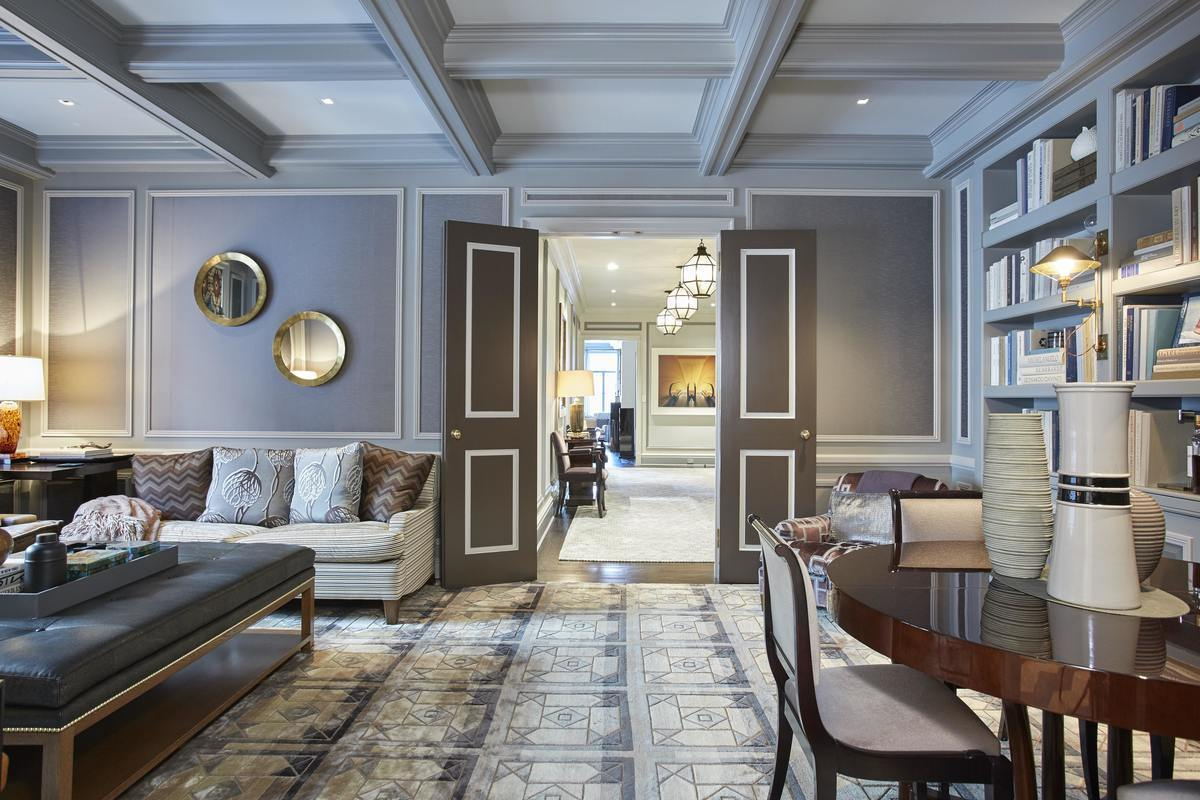 Streeteasy The Beresford At 211 Central Park West In