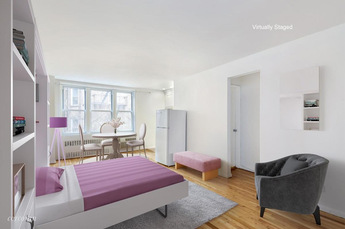StreetEasy: 54 Orange Street in Brooklyn Heights, #3A - Sales
