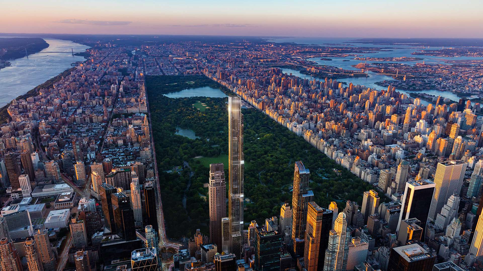 Central Park Tower At 217 West 57th St In Midtown Sales