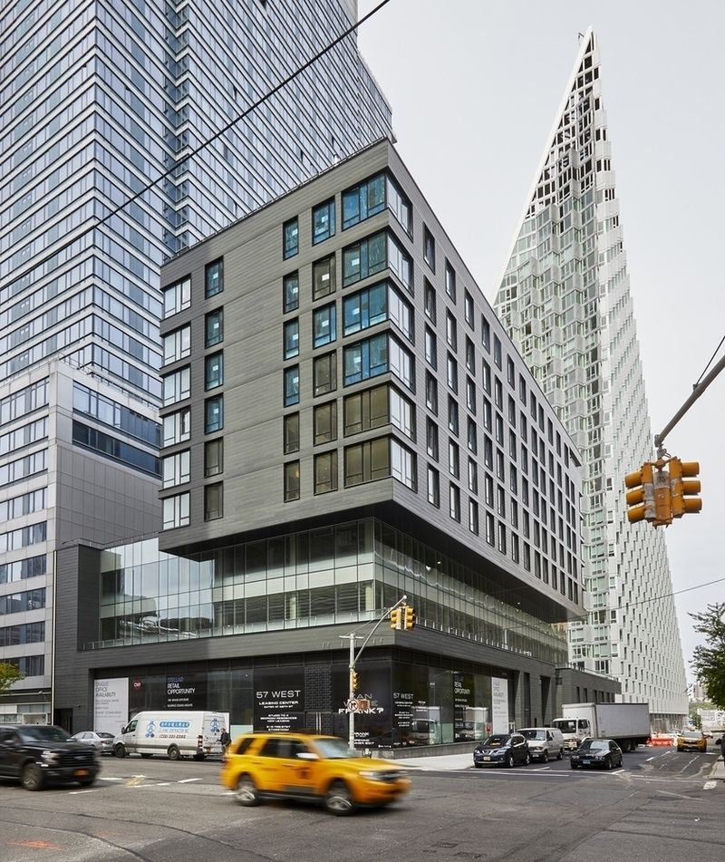 145 West 58th Street Rentals: StreetEasy: FRANK 57 West At 600 West 58th Street In Hell