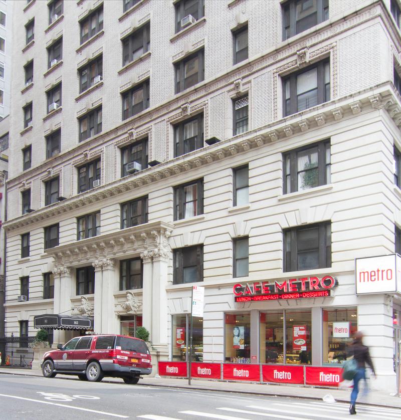 West 54th Apartments: 162 West 54th St. In Midtown : Sales, Rentals, Floorplans