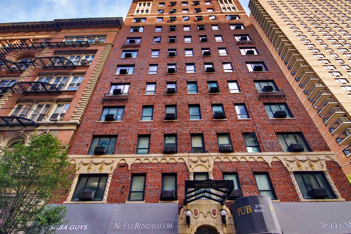 11 Waverly Pl  in Greenwich Village : Sales, Rentals
