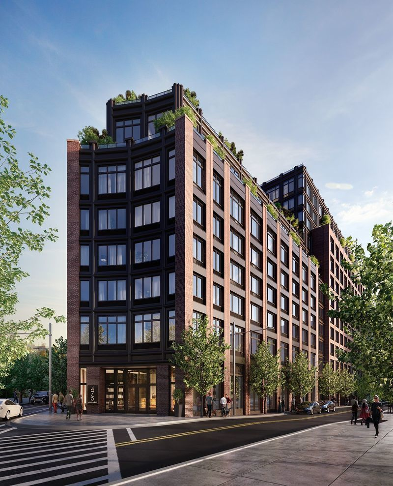 Brooklyn S 475 Clermont Cleared For Occupancy In Fort: 475 Clermont At 475 Clermont Ave. In Fort Greene : Sales