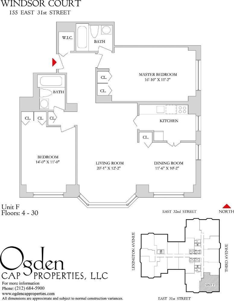Streeteasy Windsor Court At 151 155 East 31st Street In Kips Bay