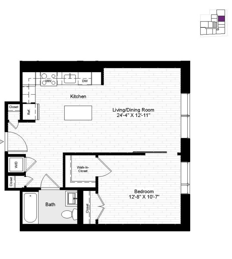 Floor Plan 280 Ashland Place 1 In Ceramic Raschig Rings Gy
