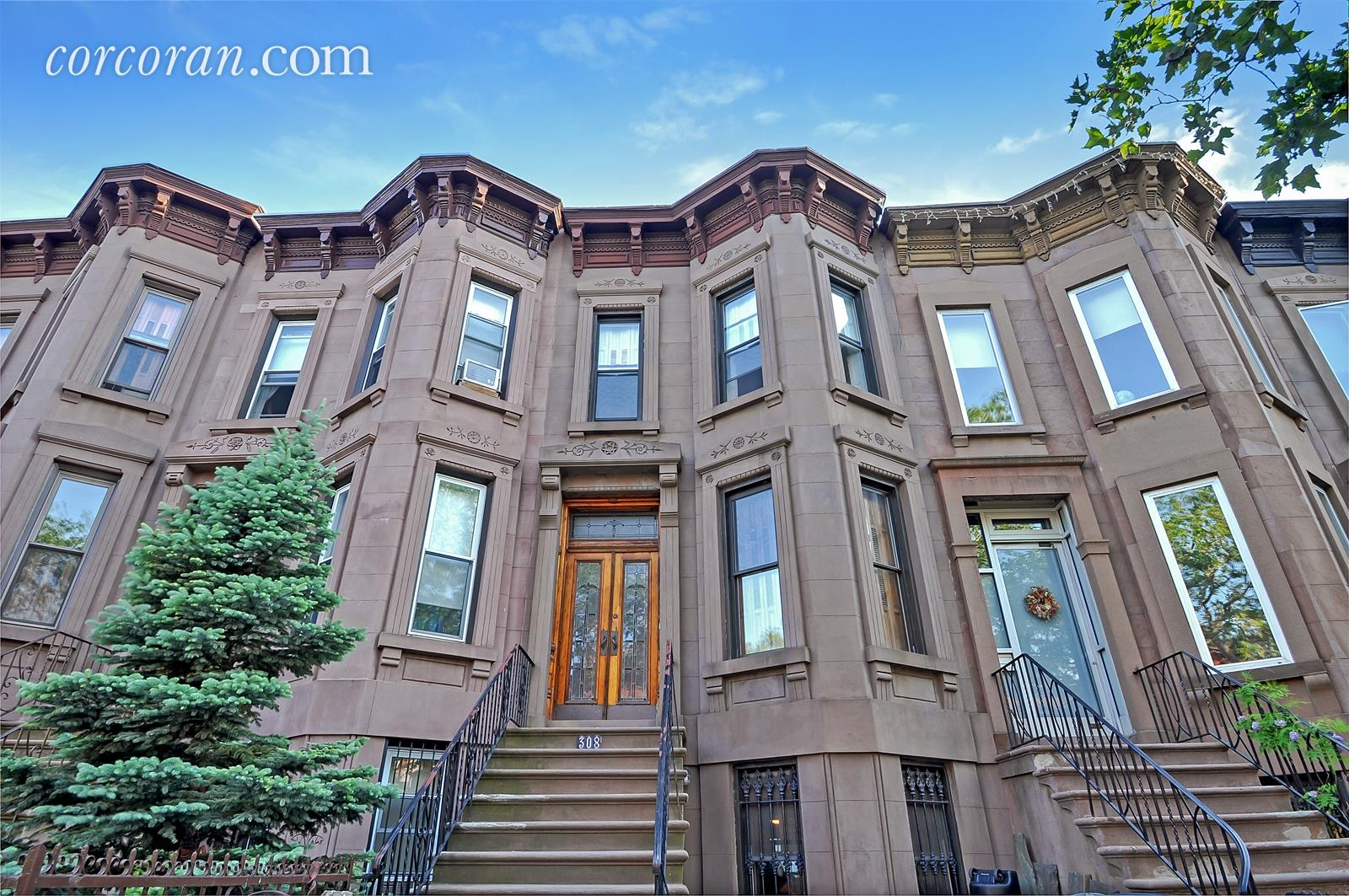 308 11th St In Park Slope Sales Rentals Floorplans