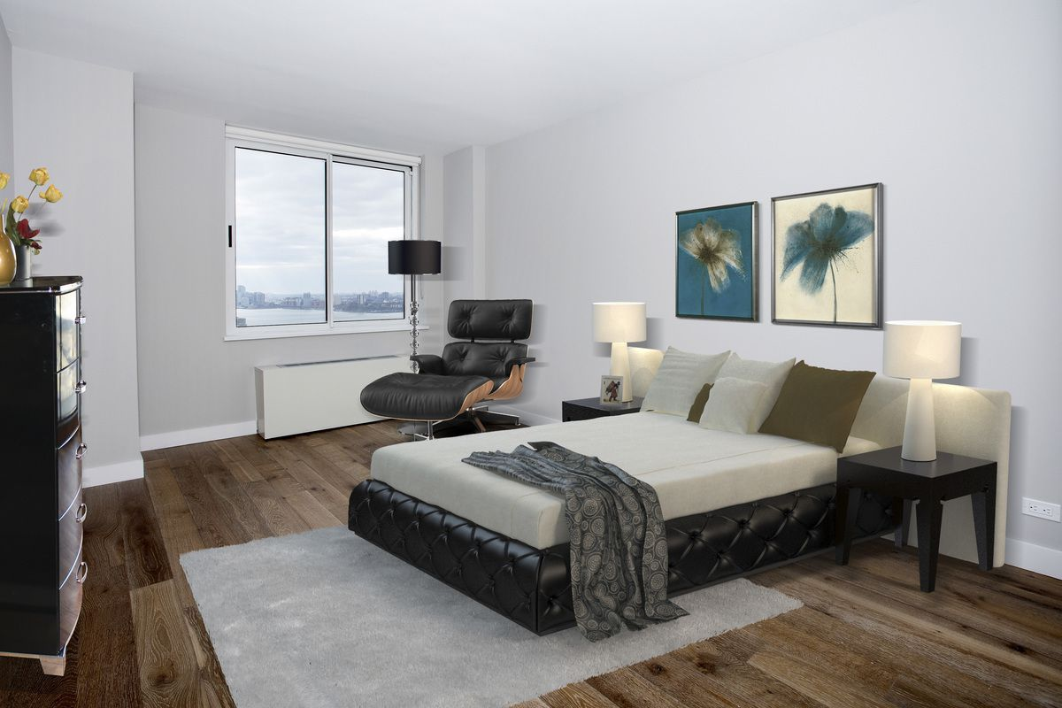 Streeteasy riverbank at 560 west 43rd street in hell 39 s for Hell s kitchen luxury apartments