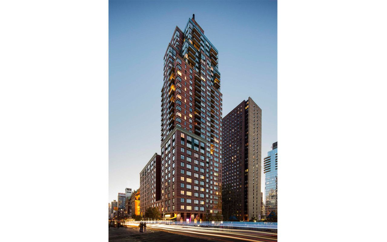 Streeteasy The Concerto At 200 West 60th Street In