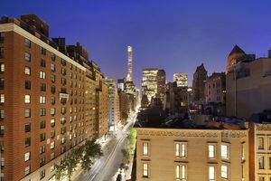 View of 21 East 66th Street