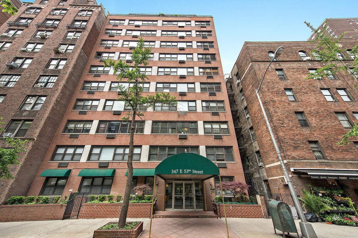 Streeteasy 347 East 53rd Street In Sutton Place 4c