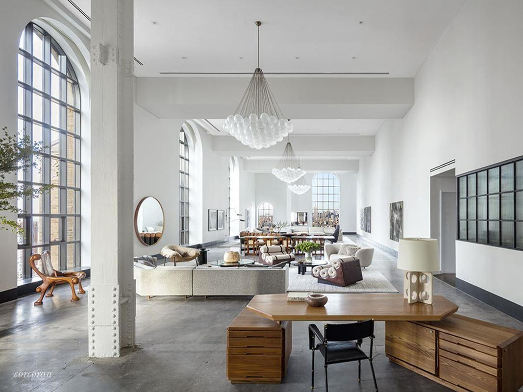 100 Barclay Street Penthouse Penthouse In Tribeca