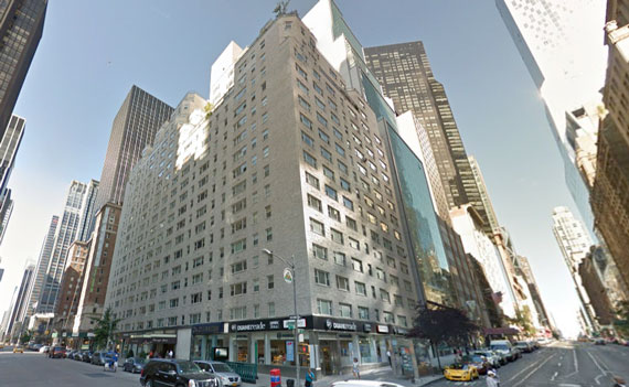 100 West 57 Street, New York, NY, 10019