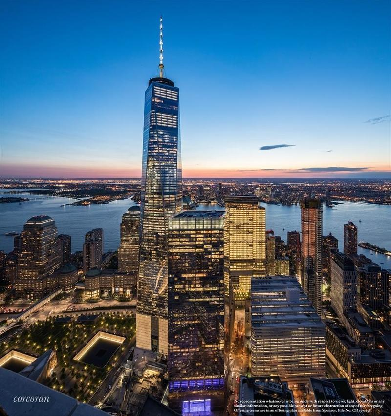 Streeteasy Manhattan Rentals: StreetEasy: 30 Park Place In Tribeca, #PH77B