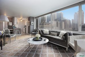 View of 322 West 57th Street